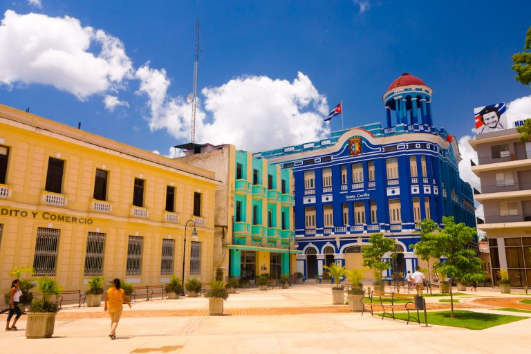 Plaza de los Trabajadores Camagüey Cuba