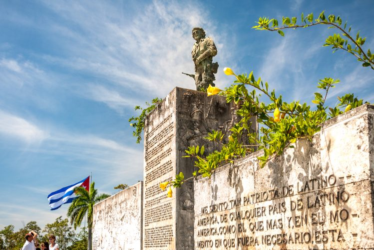 Mausolée Che Guevara Santa Clara Cuba