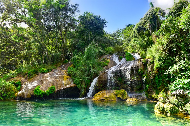 Parc naturel Topes de Collantes - Cuba