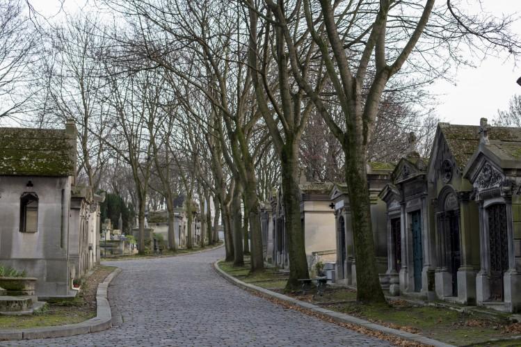 Cimetière du Père Lachaise, Paris, Halloween