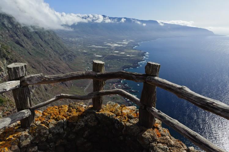El golfo, El Hierro, Îles Canaries