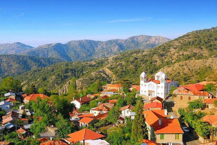 Pedoulas, Troodos, Chypre