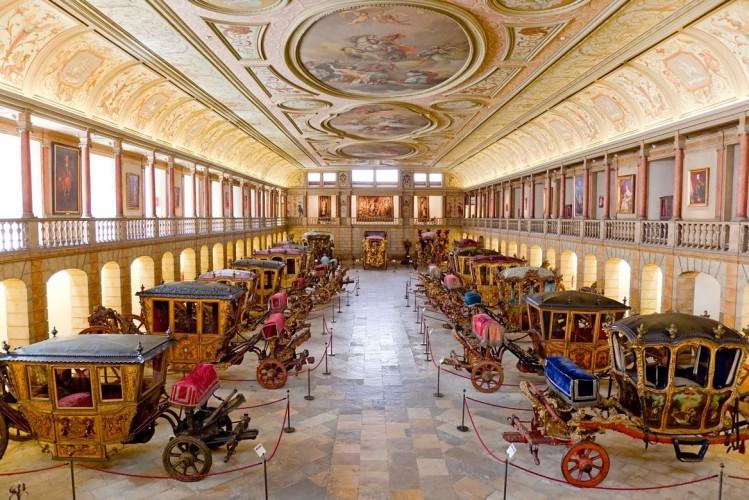 Musée des carrosses Lisbonne