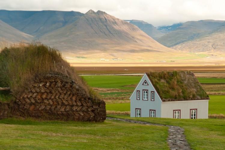 Skagafjordur, Islande