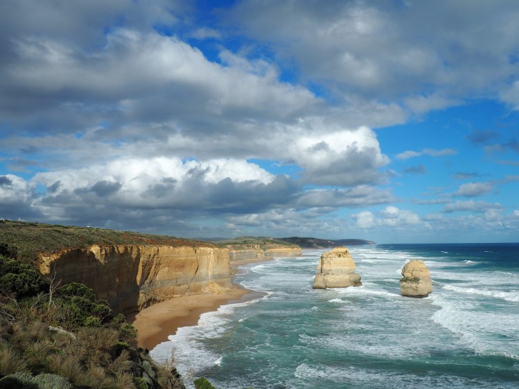 twelve apostles australie great ocean road