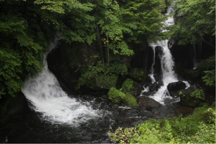 Le parc national de Nikko Japon