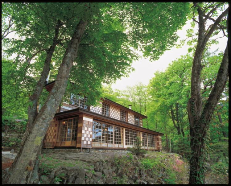 Une maison de charme Nikko Japon