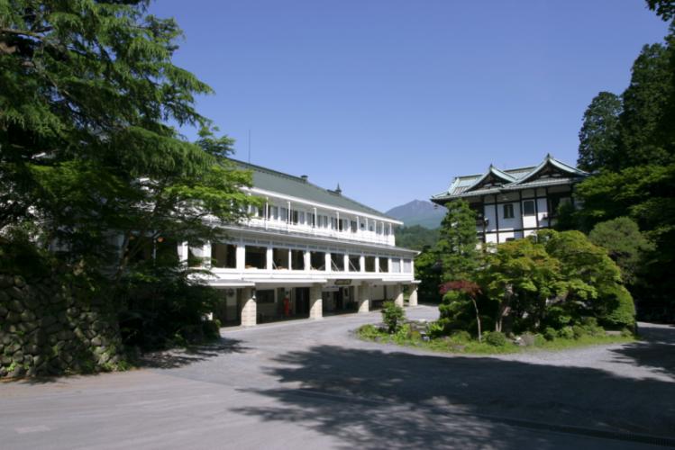 L'hôtel Nikko Kanaya Nikko Japon