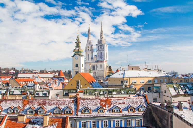 Zagreb, destination idéale pour un voyage à Noël