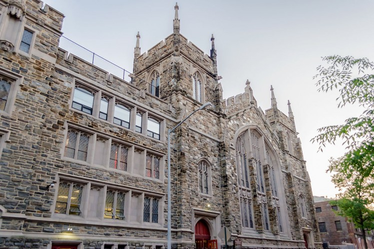 Abyssinian Baptist Church, New York