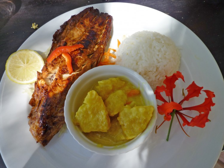 Nouvelle-Calédonie, poisson
