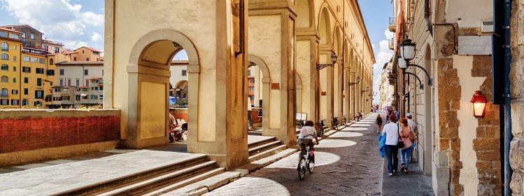 Balade parmi les ateliers d'artisans à Florence