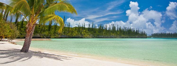 Les plus belles plages de Nouvelle-Calédonie