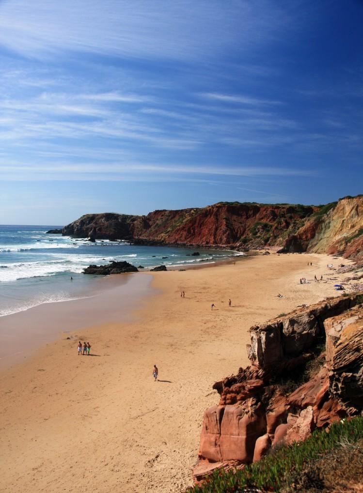 Plage d'Amado, Algarve