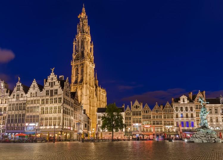 Anvers, destination idéale pour un voyage à Noël