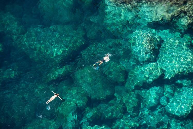 Les fonds clairs de Malte, idéaux pour la plongée et le snorkeling