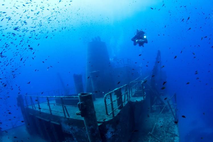 Plongée sous marine à Malte