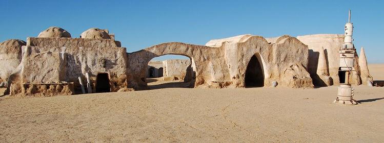 Destination Star Wars: voyage sur les lieux de tournage
