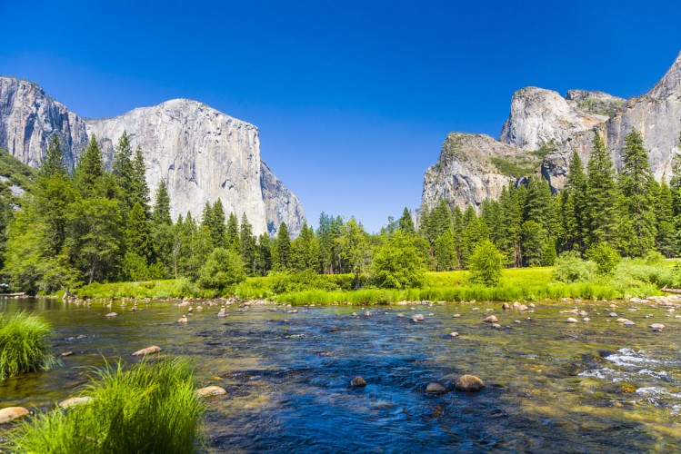 Californie Yosemite incontournable
