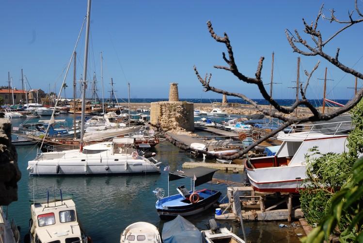 Kyrenia Chypre Nord Turque