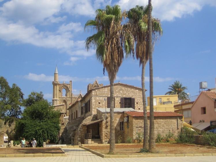 Famagouste Chypre Nord Turque