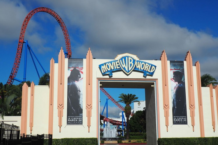 Warner Movie World Australie