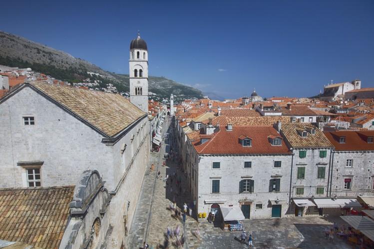 Dubrovnik Stradun Star Wars