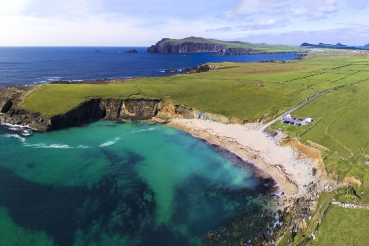 Clogher beach, Sybil Head Dingle Peninsula, Ireland
