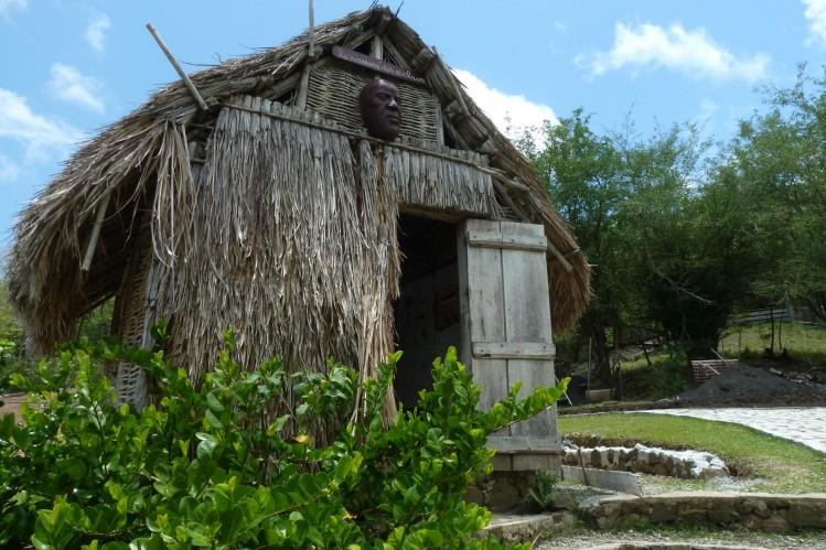 martinique esclave histoire cabane