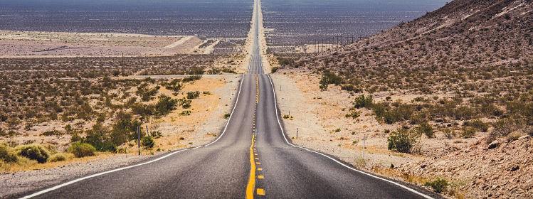 Road trip dans l'Ouest des États-Unis