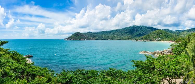 île mer thaïlande
