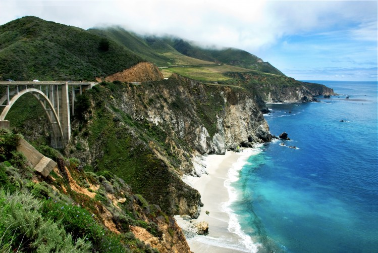 incontournables Californie Big sur Bixby Bridge incontournable road trip