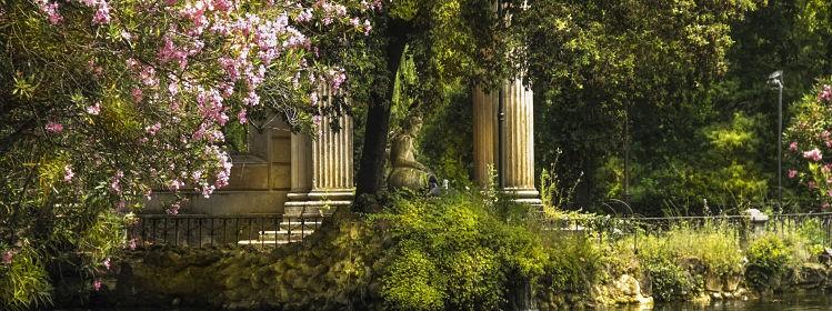 Les plus beaux parcs et jardins de Rome