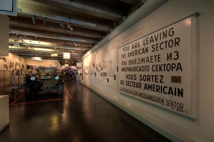 Le musée des Alliés berlin