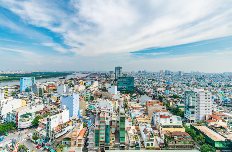 Hô Chi Minh vietnam