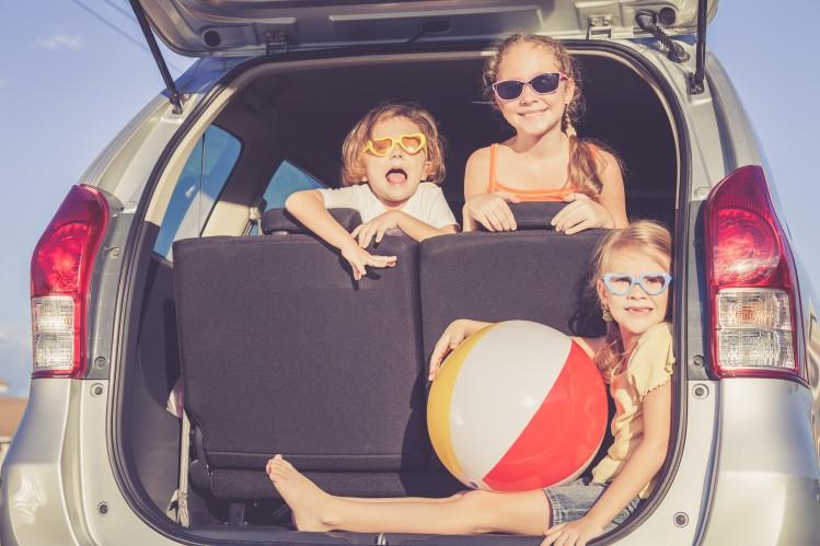 road trip enfants