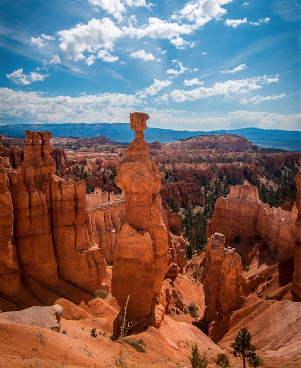 bryce canyon utah états unis 2018