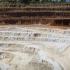 La mine de bentonite de Milos
