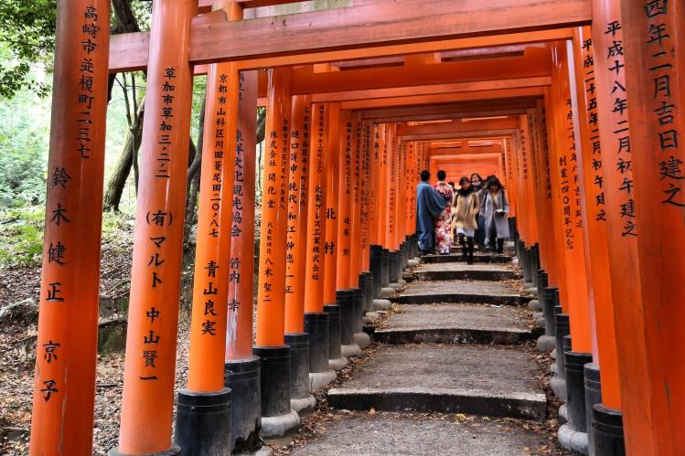 japon visite gratuit temple