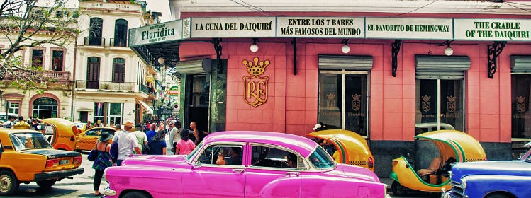 Sur les traces d'Hemingway à La Havane