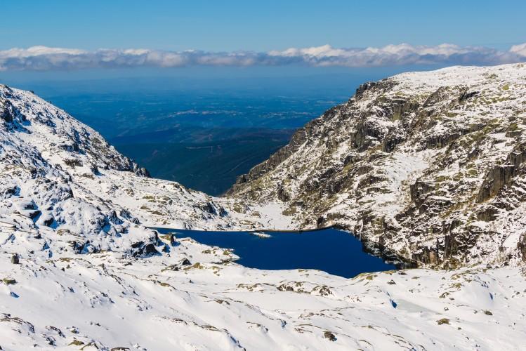 Portugal montagne serra de estrela