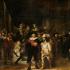 La Ronde de nuit, Rembrandt, 1642