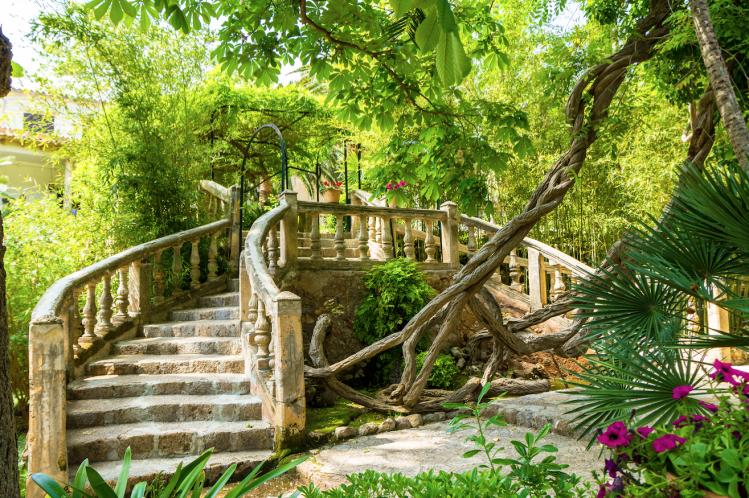 baleares itineraire jardin Majorque incontournables