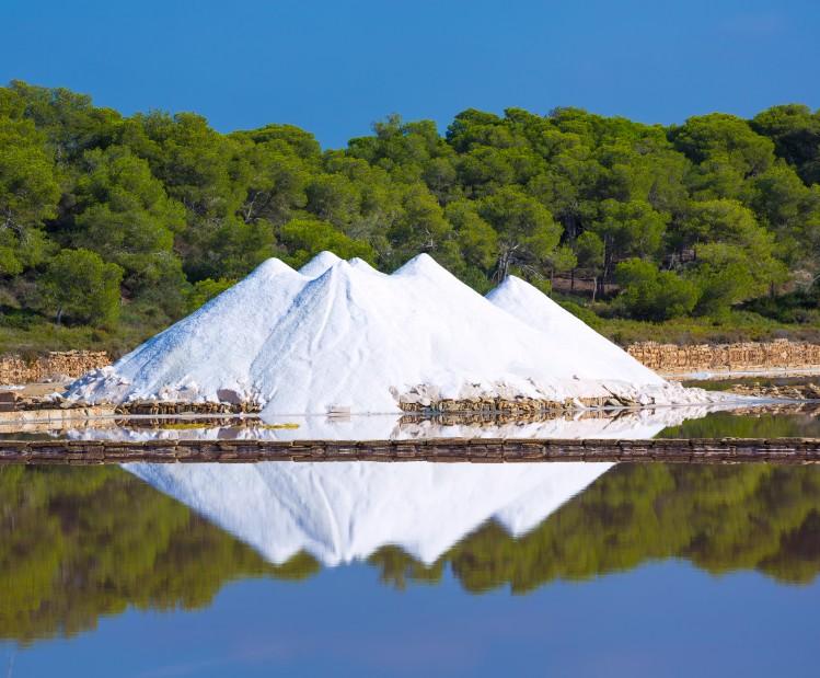 baleares Es Trenc majorque sel insolite