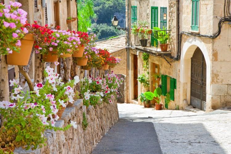 baleares itineraire majorque village valldemossa