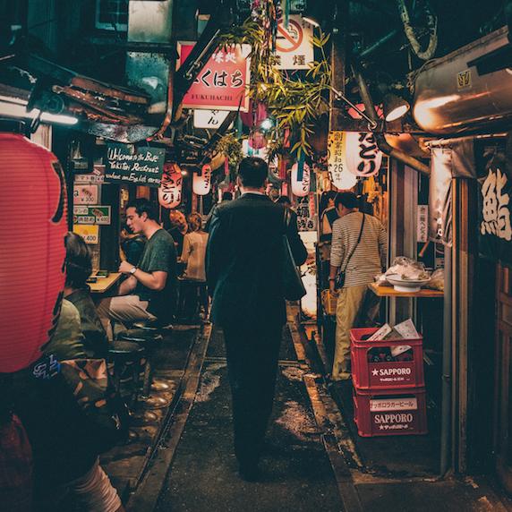shibuya japon tokyo fete bonnes adresses rue