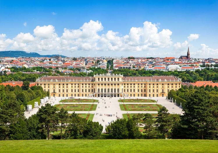 Margareten Vienne quartier loger chateau Schonbrunn