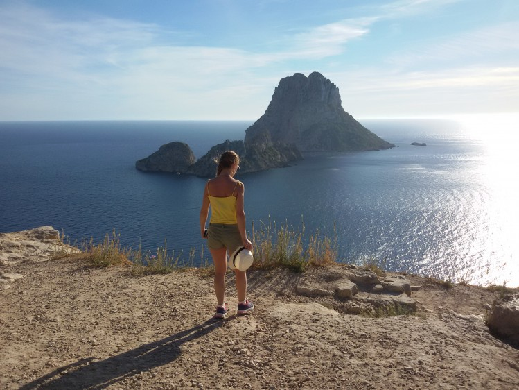 incontournables ibiza rocher Es Vedra panorama