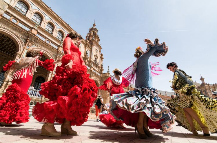 flamenco seville andalousie activites