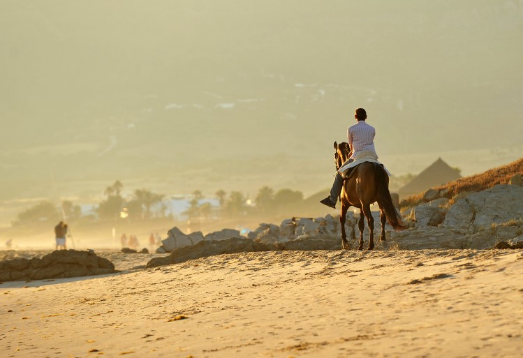 plage bolonia activites andalousie cheval balade